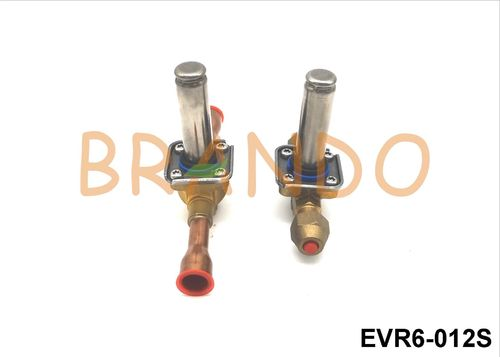How to maintain the screw chiller with Ammonia/EVR/MSV refrigeration solenoid valve?