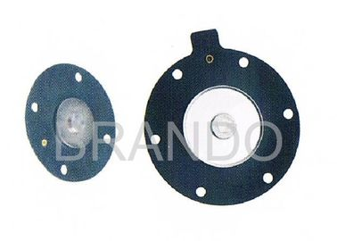 Fabric Reinforced Rubber Diaphragms Replacement Kits -20℃ - 80 ℃ Working Temperature