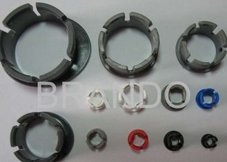 Fast Coupling Push In Tube Fittings Quick Clip Cap O-ring Set CE ISO Certification