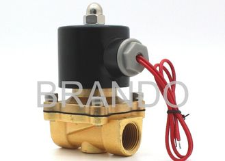 China 2 Way 2 Position Irrigation Pneumatic Cylinder Valve Normally Closed 2W160-15 supplier