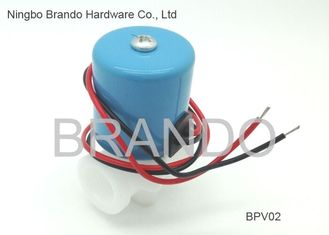 Reverse Osmosis Parts Drinking Water Dispenser Solenoid Valve 24V DC with Female 1/4""