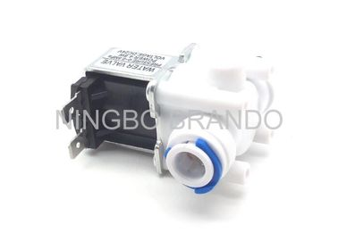 Wastewater Directly Acting Plastic Solenoid Valve For Reverse Osmosis System