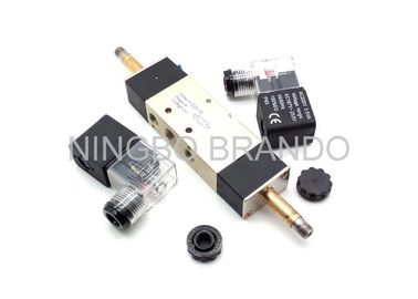 200 Series 0.67 CV Inner Guide Type cylinder operated valve , cylinder solenoid valve