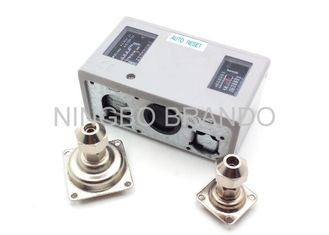 Manual Format Form Air Compressor Pressure Switch Dual Ressure Control