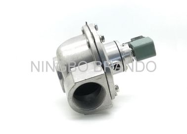 China DC 24V Pneumatic Pulse Valve DMF-Z-50S with Big and Small NBR Long Working Life Diaphragm supplier
