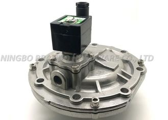 China 2/2 Way 3 Inch Cylinder Solenoid Valve 353 Series With Embedded Diaphragm supplier
