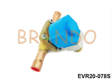 Medium Pressure Normally Closed Solenoid Valve / DC12V Liquid Line Solenoid Valve