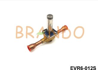 EVR 6 Series G 1/2'' Refrigeration Solenoid Valve Energy Saving Long Service Life