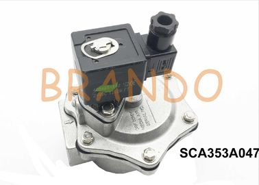 1.5 Inch Pneumatic Operated Diaphragm Valve SCG353A047 With High Flow