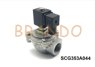 1 Inch Angle Seat Pneumatic Pulse Valve For Dedusting System SCG353A044