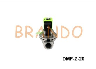 DMF-Z-20 Solenoid Pulse Valve / Right Angle Pulse Solenoid Valve Single Diaphragm