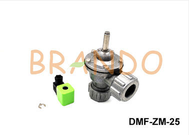 φ34 Mm Diameter Eumatic Pulse Valve AC220V For Dust Cleaning Equipment