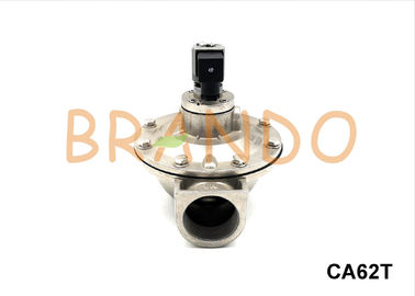 CA62T Right Angle Type Pulse Valve 24VDC Dust Collector Diaphragm Solenoid Valve