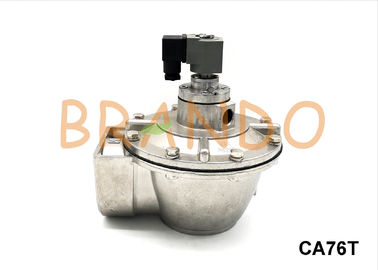 CA76T 3'' Inch Port Pneumatic Pulse Valve Normal Closed 90° Right Angle Type