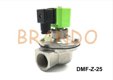 ADC12 Aluminum Pneumatic Pulse Valve DMF-Z-25 With ISO Certified