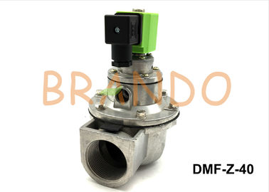 0.3-0.8MPa Working pressure,1 1/2'' Solenoid Pulse Valve with double diaphragms Model NO: DMF-Z-40S