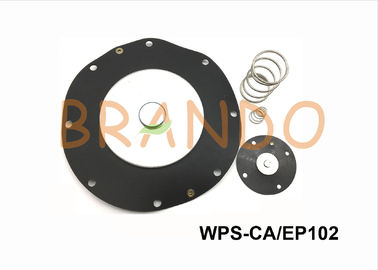 High Flow Rate 4 Inch Diaphragm WPS-CA/EP102 For Solenoid Pulse Valve Application Dedusting