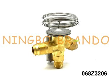 "TX 2 068Z3206 Danfoss Type Thermostatic Expansion Valve 3/8"" X 1/2"" Flare R22 R407C"