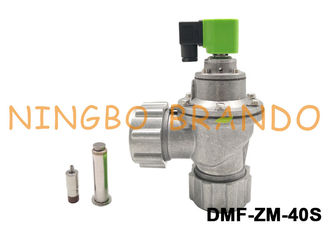 1-1/2 Inch Right Angle Double Diaphragms Pneumatic Pulse Jet Valve DMF-ZM-40S For Dust Collector