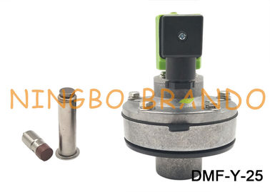 "1"" DN25 Threaded Port NBR Diaphragm Pulse Jet Valve DMF-Y-25 Dust Collector Of Submerged Type"