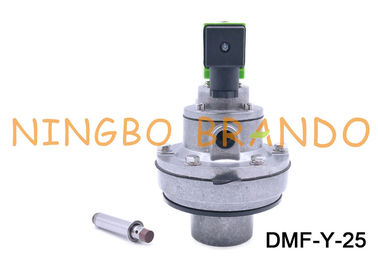 "1-1/2"" Threaded Port Diamphragm Valve Aluminum Body DMF-Y-40S For Bag Dust Collector System"