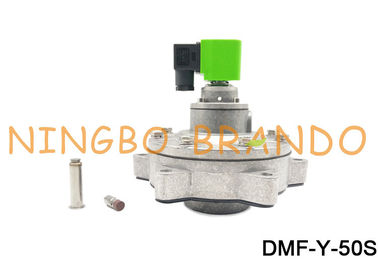 "G 2"" Embedded BFEC Type Pneumatic Pulse Valve In Line DMF-Y-50S For Bag Dust Collector"
