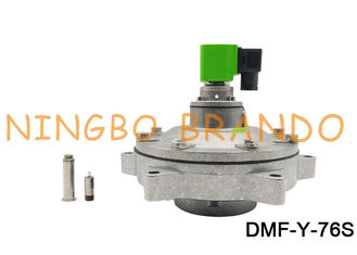 "3"" Submerged BFEC Type Pneumatic Pulse Jet Valve NC DMF-Y-76S For Dust Collector System"