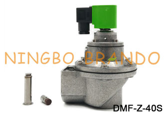 1-1/2 Inch Right Angle Pneumatic Pulse Valve BFEC Type With Aluminum Alloy Body