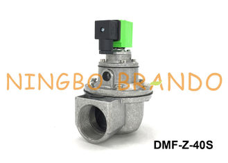 DMF-Z-40S 1 1/2 Inch SBFEC Type Solenoid Valve With Double Diaphragm For Dust Collector DC24V