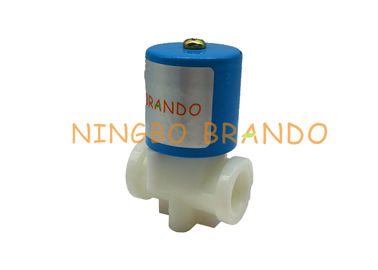 1/4'' NPT Plastic Body Water Dispenser Solenoid Valve For RO UV Reverse Osmosis Pure System internal thread
