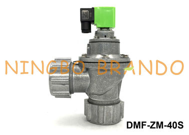 "DMF-ZM-40S 1 1/2"" BFEC Quick Mount Dust Collector Diaphragm Valve 24VDC 220VAC"