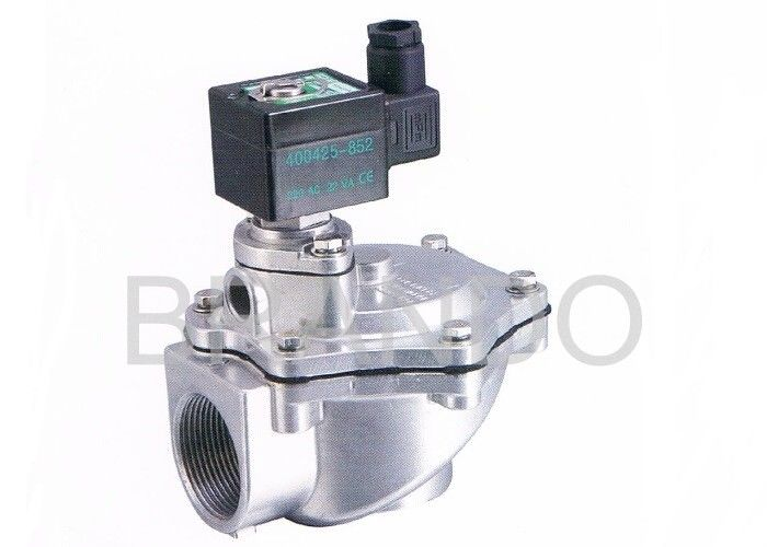 SCG353A047 IP65 Clean Air Pneumatic Pulse Valve With Die Casting Aluminum Body