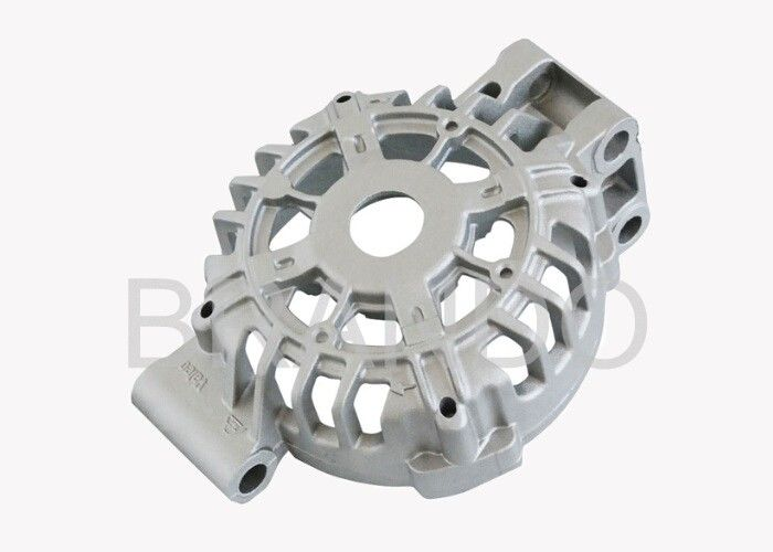 Zamak Mechanical Parts Die Casting Aluminum Accessories High Abrasion Resistance