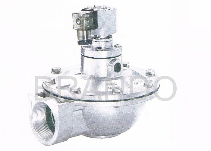 2 Inch Inlet Blowpipe Port Pneumatically Controlled Valves CA / RCA50T CE ISO Certification