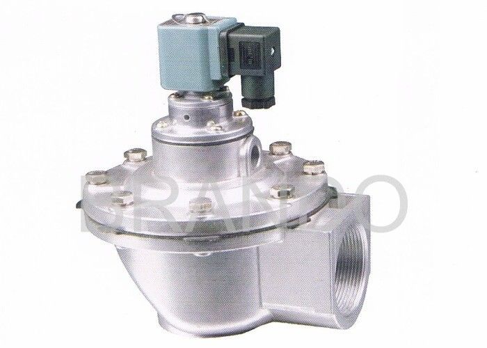 DMF-Z-76 Pneumatic Pulse Jet Valves For Building Dust Cleaning System