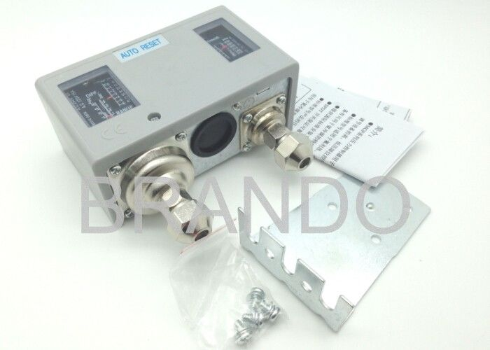 Professional Double Control Replacement Pressure Switch For Air Compressor