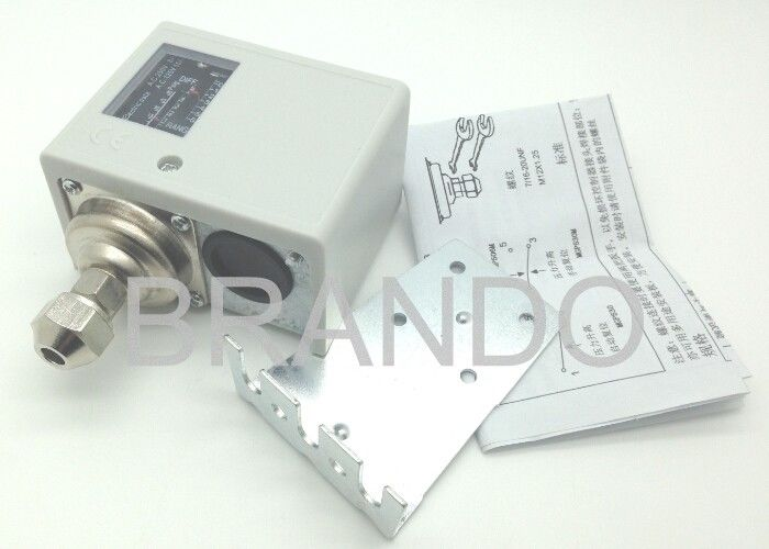 Refrigeration Air Compressor Pressure Switches SPDT DPST DPDT P Series