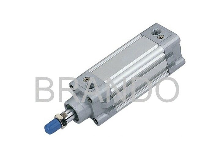 Carbon Steel Pneumatic Air Cylinders Double Acting Cylinder Anti-Frozen Low Noise
