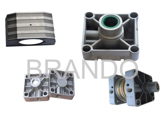 High Precision Customized Aluminum Die Castings CE ISO9001 Certification