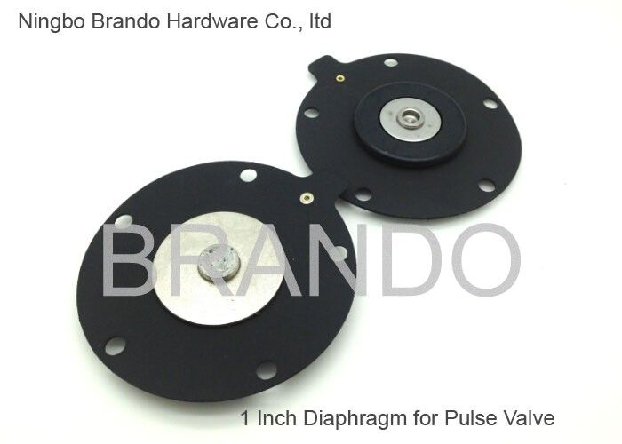Dust Bag Filter System 1 Inch Pulse Valve Diaphragm Made of NBR