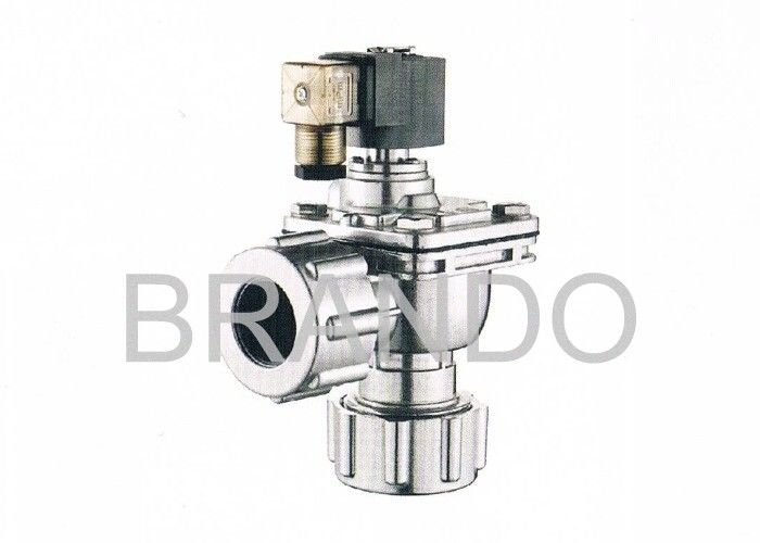 BGD45 1.5 Inch Pneumatic Pulse Valve , Threaded Ports Pneumatic Diaphragm Valve