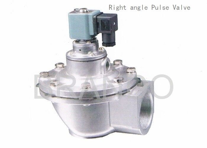2 Inch Inlet and Outlet BDMF - Z -50S electromagnetic valve , solenoid pulse valve