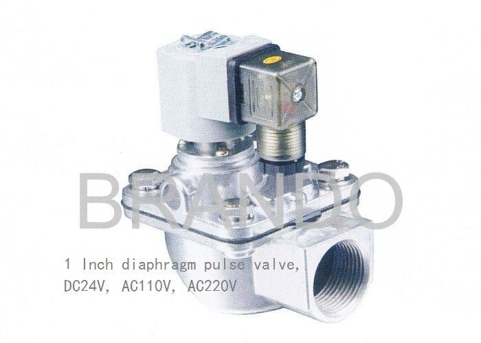 1 Inch CA25T Type Diaphragm Pneumatic Pulse Valve for Dust Bag Filter