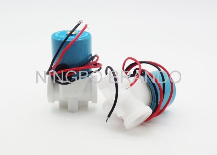 Direct Acting Reverse Osmosis Parts White Plastic Water Machine Valve