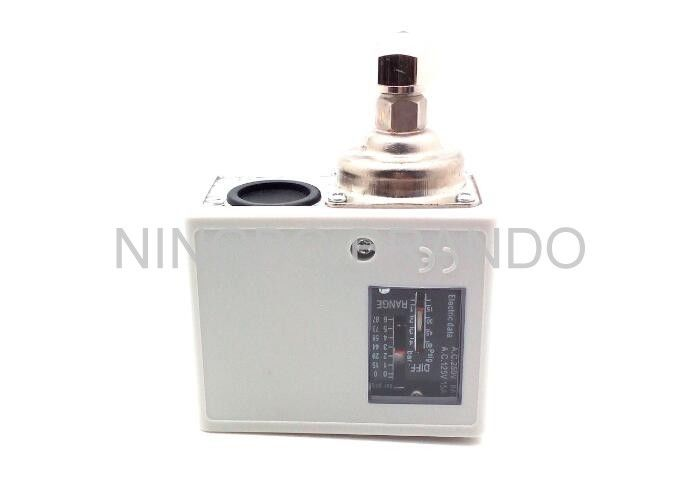 AC220V AUTO Air Compressor Pressure Switch To Protect Compressor
