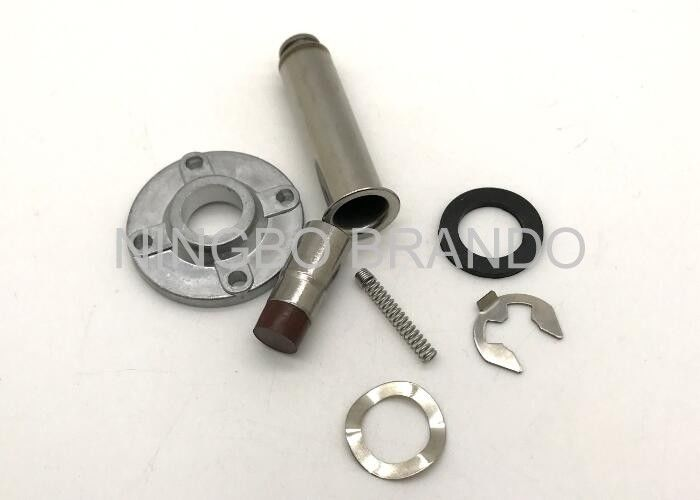 DMF Pulse Valve Repair Kits Solenoid Armature With Aluminum Base and Washer and Clip