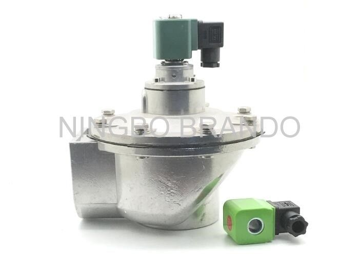 "G 2 1/2"" 	Pneumatic Pulse Valve DMF-Z-62S with Double Diaphragm Made of High Quality Viton"