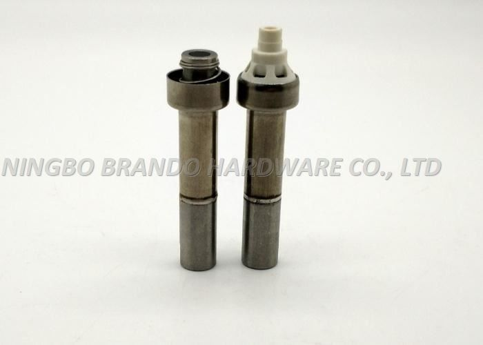 Car Clutch Stainless Steel Valve Stems Length 40mm 38g In Silver Color