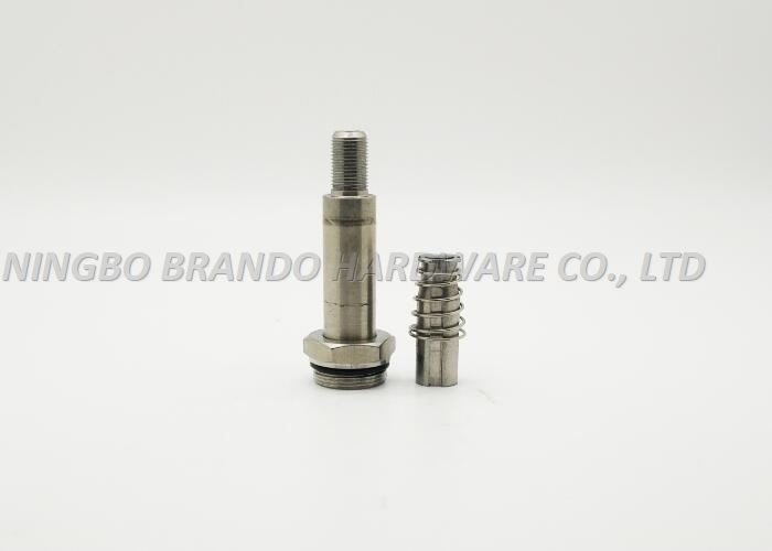 Carton Package Male Thread Solenoid Stem/Strong Magnetic Field In Movable Core When Energized