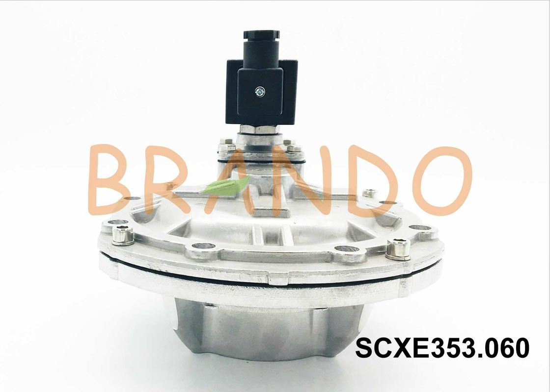 SCXE353.060 ASCO Type Dust Collector Valve / 3 Inch Submerged Pulse Solenoid Valve SCXE353.060